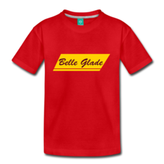 Little Boys' Premium T-Shirt by Belle Glade