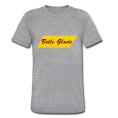 Unisex Tri-Blend T-Shirt by Belle Glade