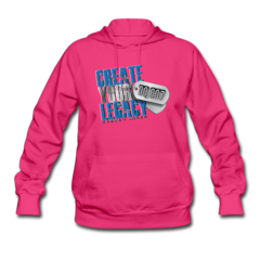 Women's Hoodie by DaQuan Jones