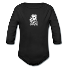 Long Sleeve Baby Boys' Bodysuit by DaQuan Jones
