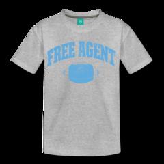 Little Boys' Premium T-Shirt by Rennie Curran