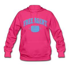 Women's Hoodie by Rennie Curran