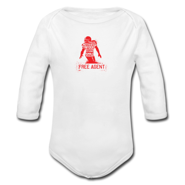 Long Sleeve Baby Boys' Bodysuit by Rennie Curran