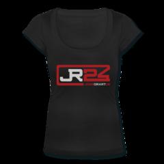 Women's Scoop Neck T-Shirt by John Grant Jr