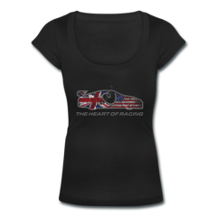 Women's Scoop Neck T-Shirt by Ian James