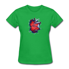 Women's T-Shirt by Micah Johnson