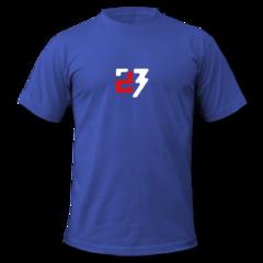 Men's T-Shirt by American Apparel