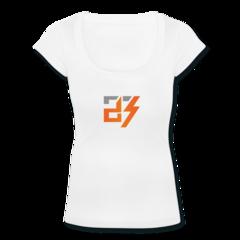 Women's Scoop Neck T-Shirt by Drew Snider