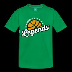 Little Boys' Premium T-Shirt by NBRPA