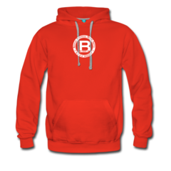 Men's Heavyweight Premium Hoodie by BESA Hockey