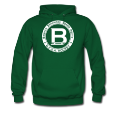 Men's Hoodie by BESA Hockey