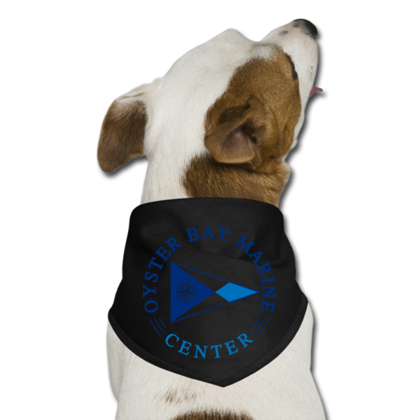 Dog Bandana by Oyster Bay Marine Center