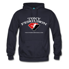 Men's Heavyweight Premium Hoodie by Tony Ferguson