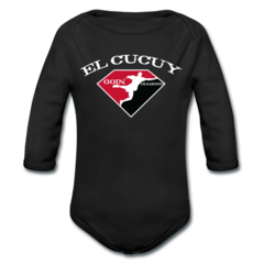Long Sleeve Baby Boys' Bodysuit by Tony Ferguson