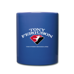 Full Color Mug by Tony Ferguson