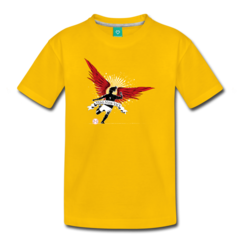 Little Boys' Premium T-Shirt by Nadia Nadim