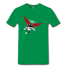 Men's Premium T-Shirt by Nadia Nadim