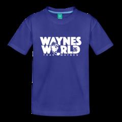 Little Boys' Premium T-Shirt by Trae Waynes