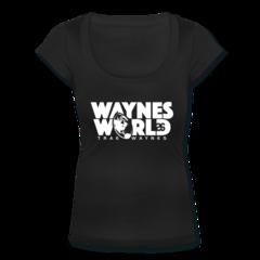 Women's Scoop Neck T-Shirt by Trae Waynes