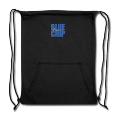 Sweatshirt Cinch Bag by Ryan Martin