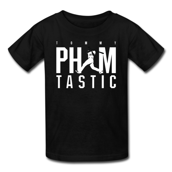 Little Boys' T-Shirt by Tommy Pham