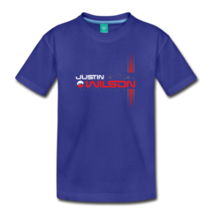 Little Boys' Premium T-Shirt by Justin Wilson