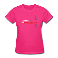 Women's T-Shirt by Justin Wilson