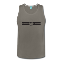 Men's Premium Tank by YgB United