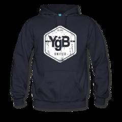Men's Heavyweight Premium Hoodie by YgB United