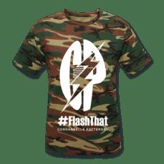 Unisex Camouflage T-Shirt