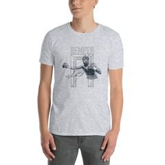 64000 Unisex Softstyle T-Shirt with Tear Away Label