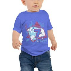 3001B Baby Jersey Short Sleeve Tee