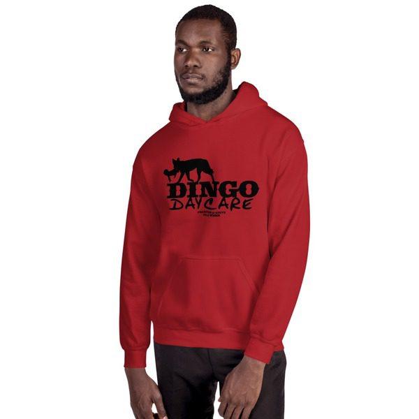 18500 Unisex Heavy Blend Hooded Sweatshirt