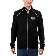 3710 Piped Fleece Jacket