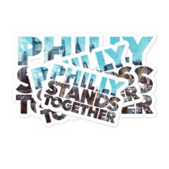 Kiss Cut Stickers (3-pack)